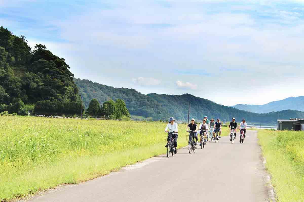 サイクリングツアー
