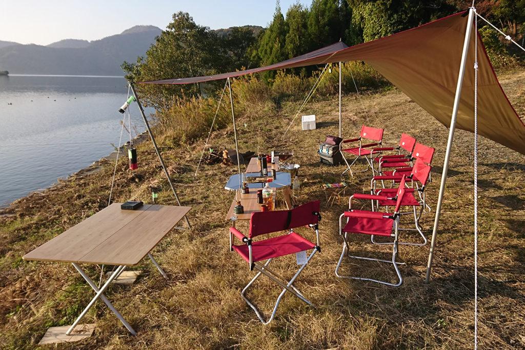 おまかせキャンプ体験